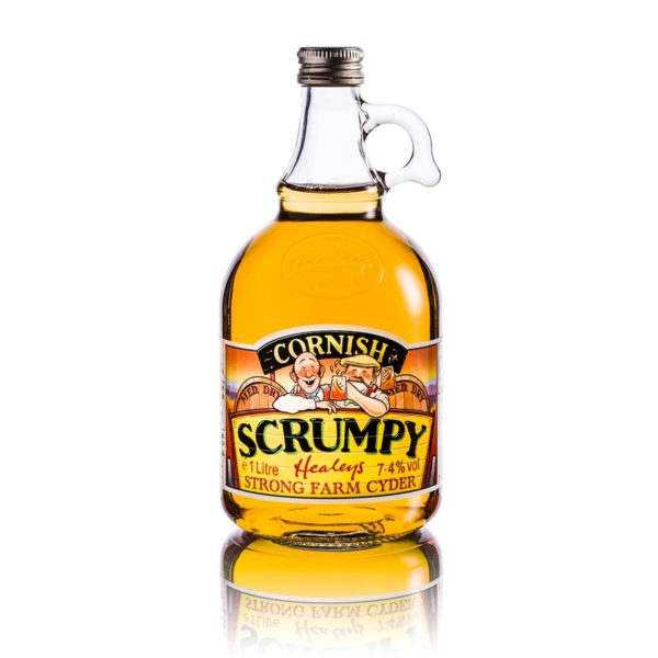 Cornish Scrumpy Cyder Medium Dry 1LTR