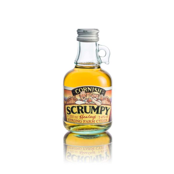 Cornish Scrumpy Cyder Medium Dry 250ML