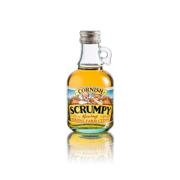 Cornish Scrumpy Cyder Medium Sweet 250ML