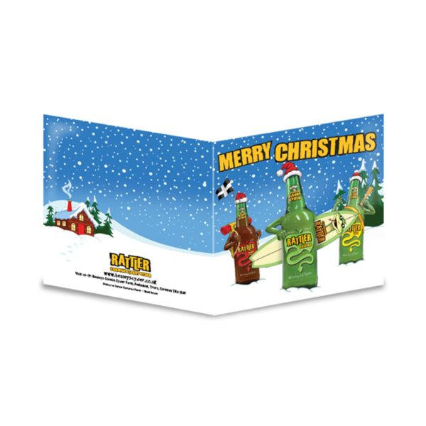 Rattler Christmas Card