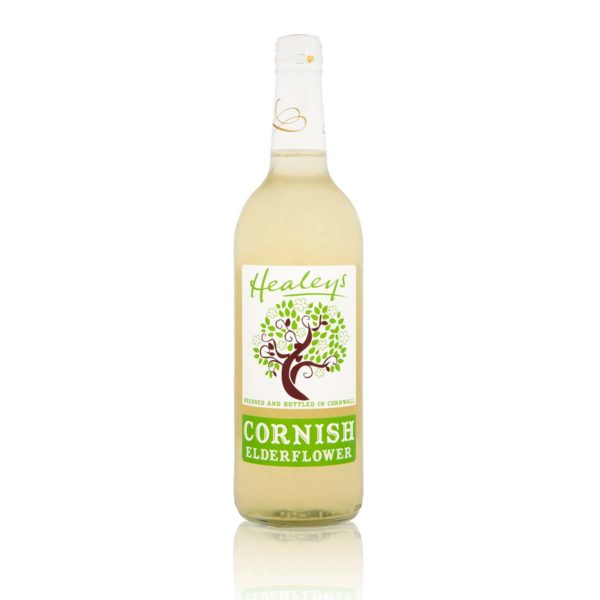 Healeys Cornish Elderflower Juice