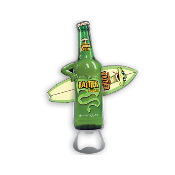 Rattler Bottle Opener