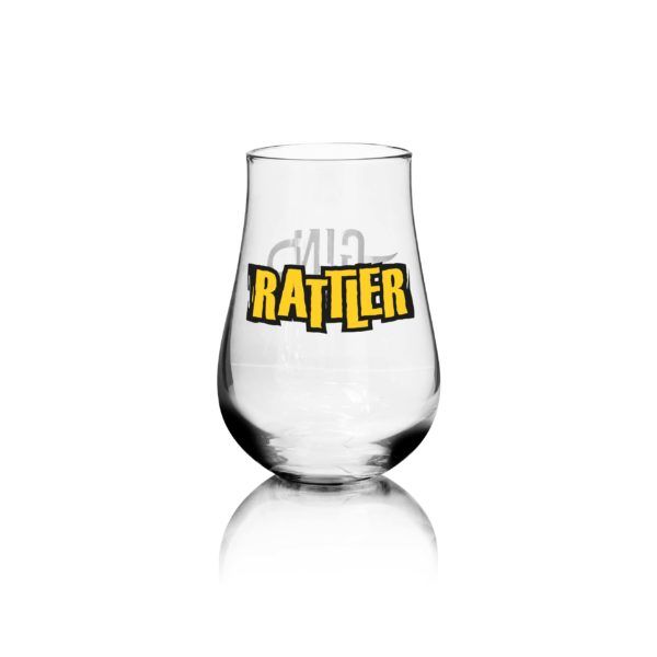 Rattler Gin Glass