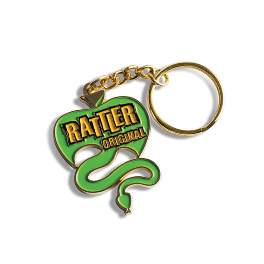 Rattler Key Ring