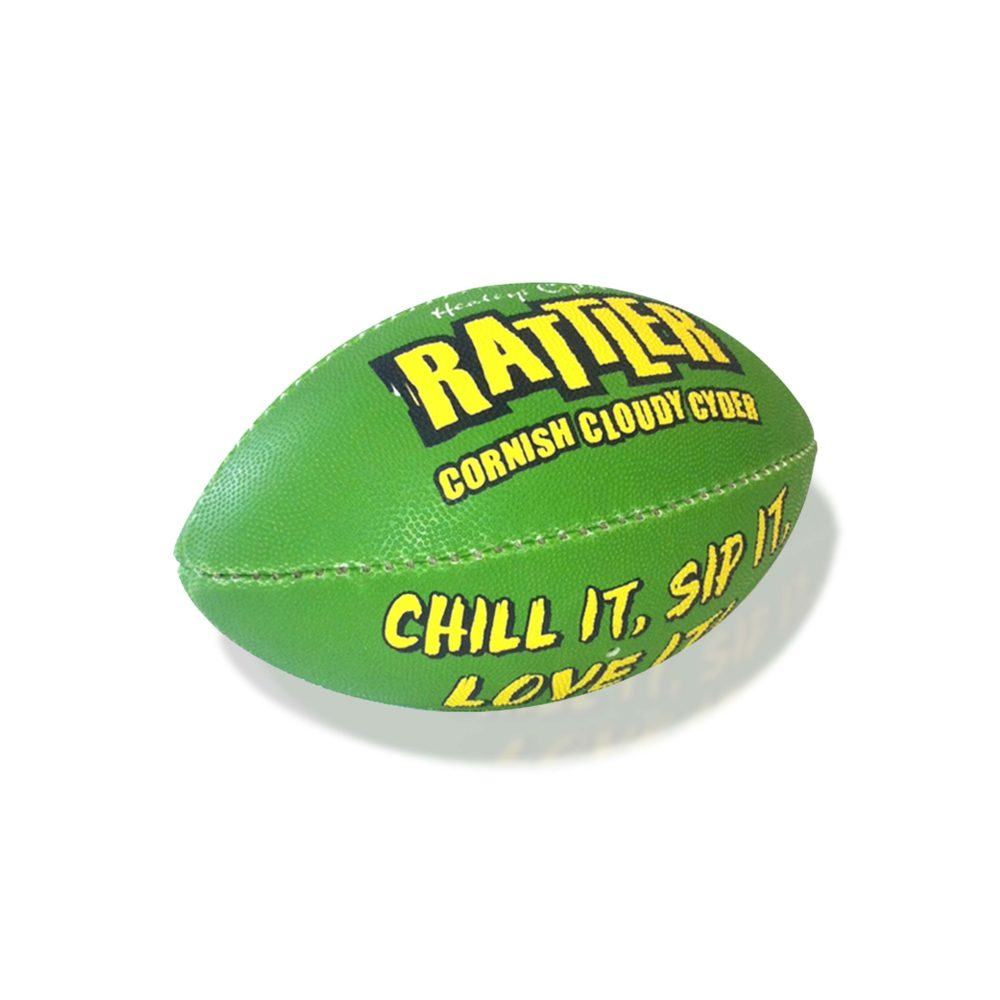 Rattler Mini Rugby Ball