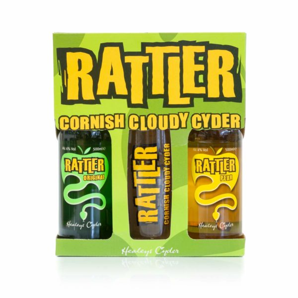 Rattler Cyder Glass Gift Pack
