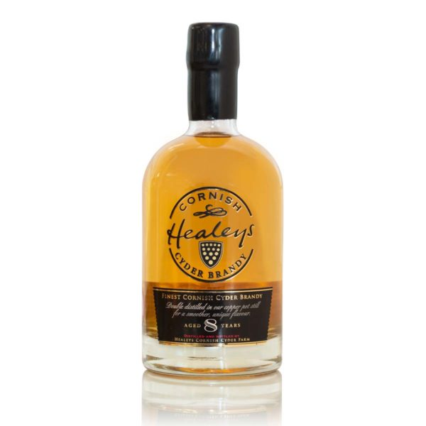 Healeys Cornish Single Estate Cyder Brandy Aged 8 Years