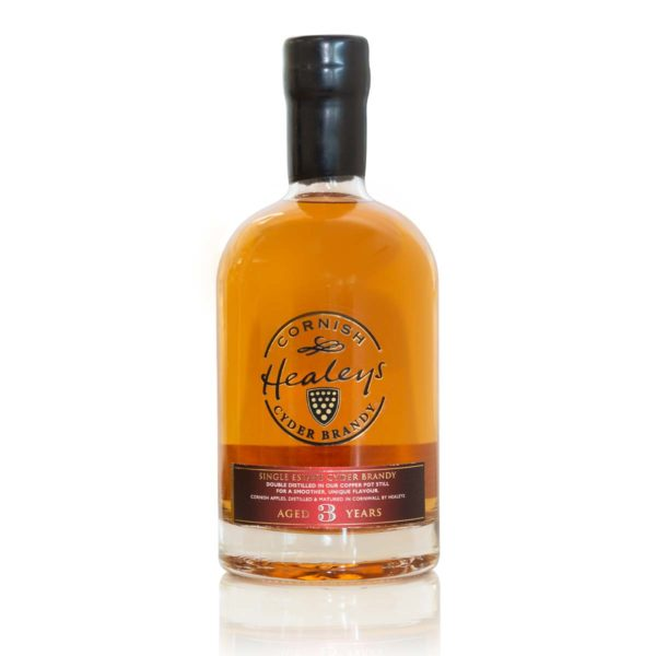 Healeys Cornish Single Estate Cyder Brandy Aged 3 Years