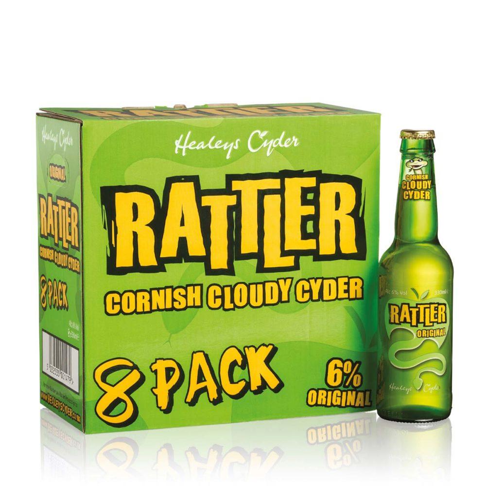 Rattler 8 Pack 330ml
