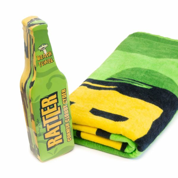 Rattler Beach Towel