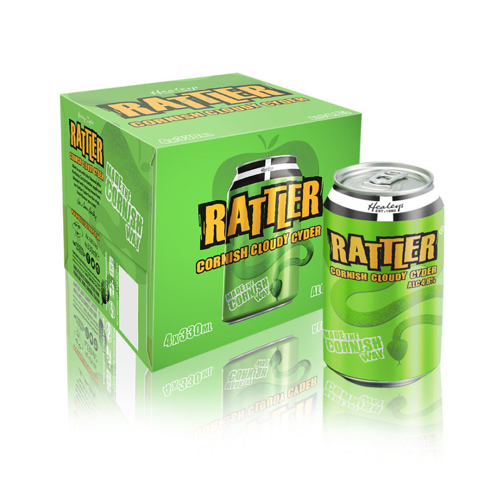 Rattler 4.8% Cans 4-Pack