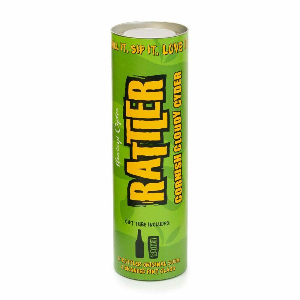 Rattler Gift Tube