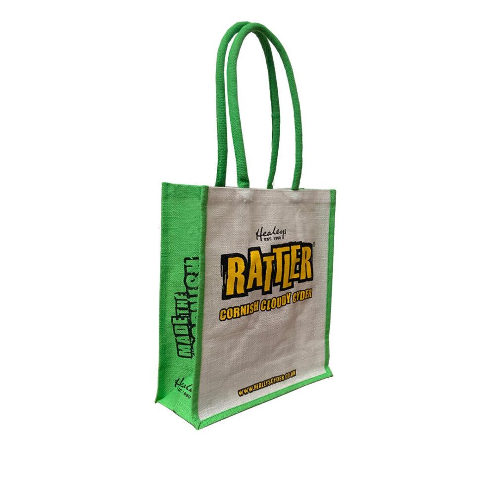 Rattler Jute Bag