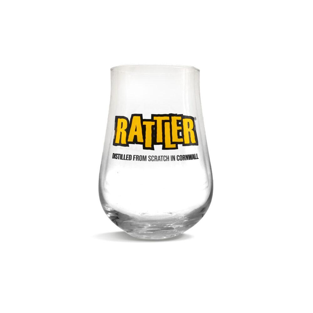Rattler Spirit Mixer Glass
