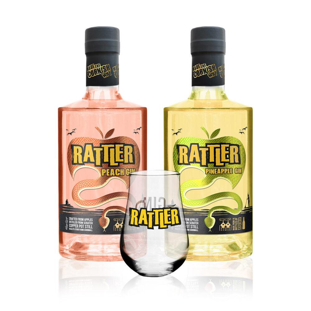 New Rattler Gin Bundle