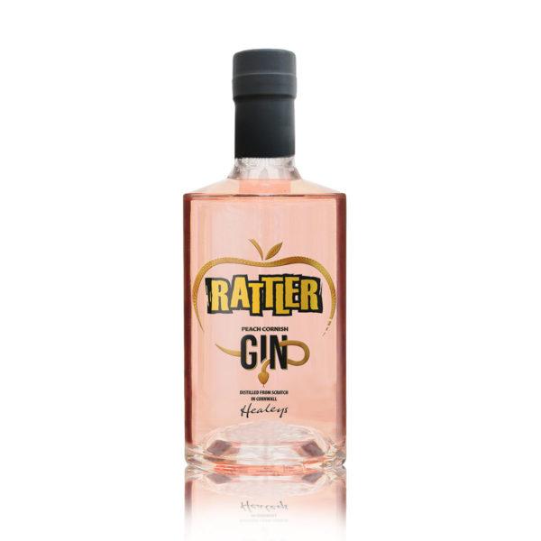 Rattler Peach Cornish Gin