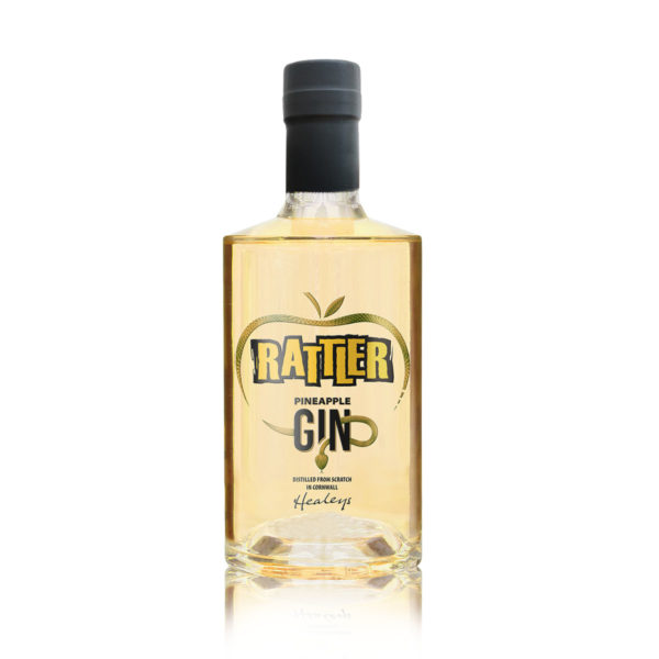 Rattler Pineapple Cornish Gin