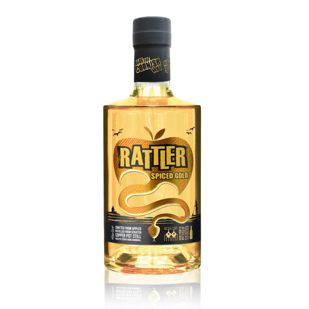 Rattler Spiced Gold Rum