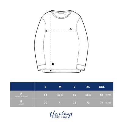 Christmas Jumper Size Guide