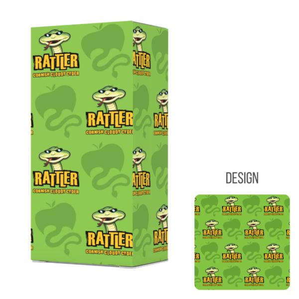 Rattler Gift Wrap