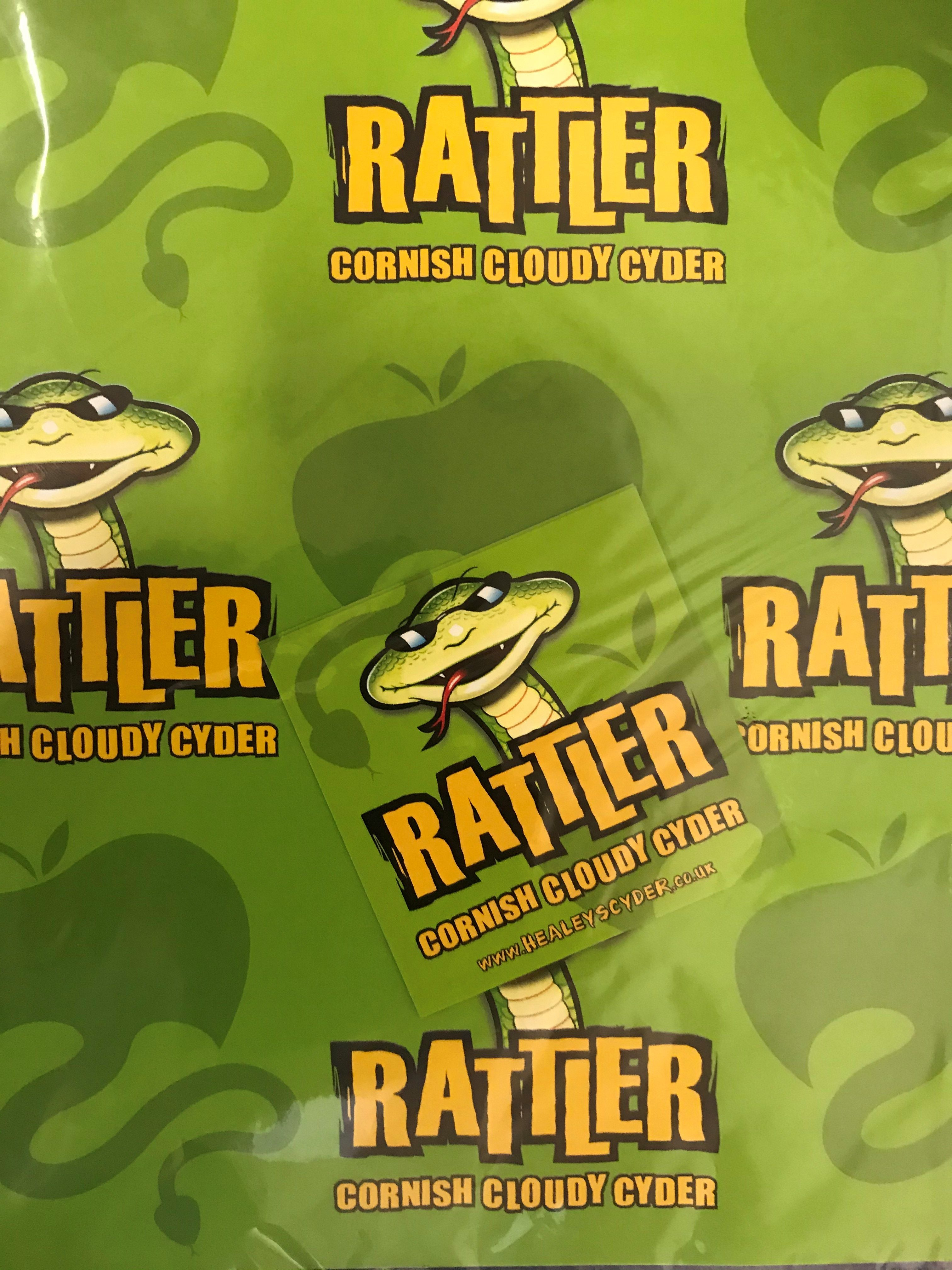 Rattler Wrapping Paper