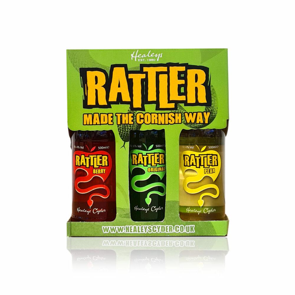 Rattler Trio Gift Pack