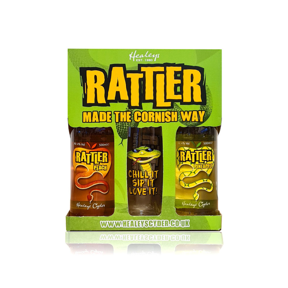 New Rattler Cyder Gift Pack