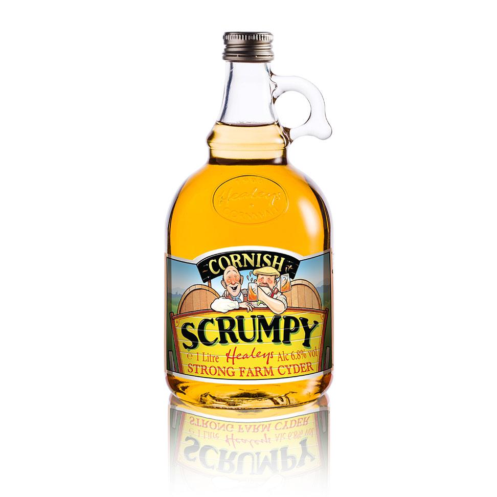 Cornish Scrumpy 1L