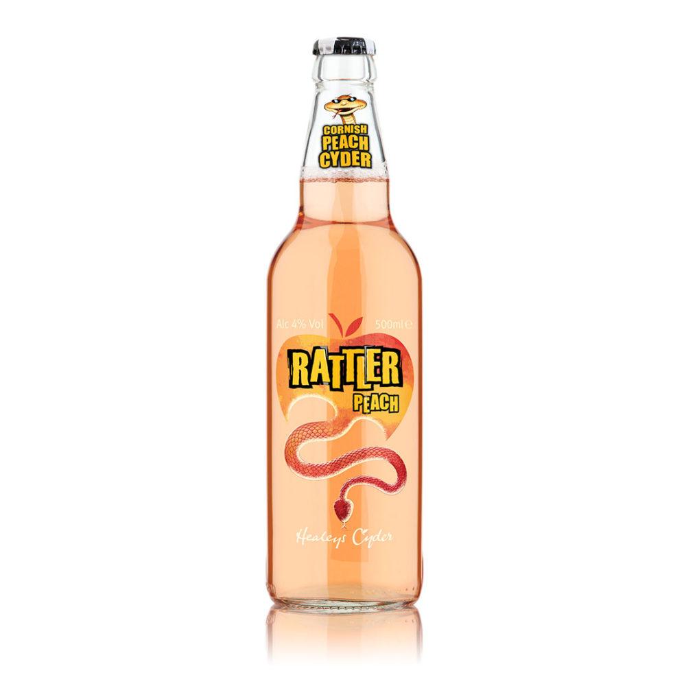 Rattler Peach Cyder