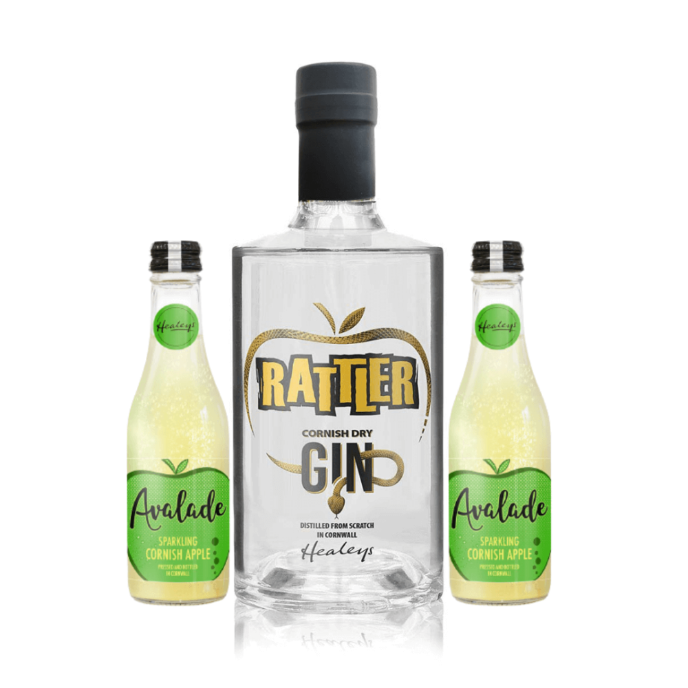 Rattler Dry Gin & Avalade