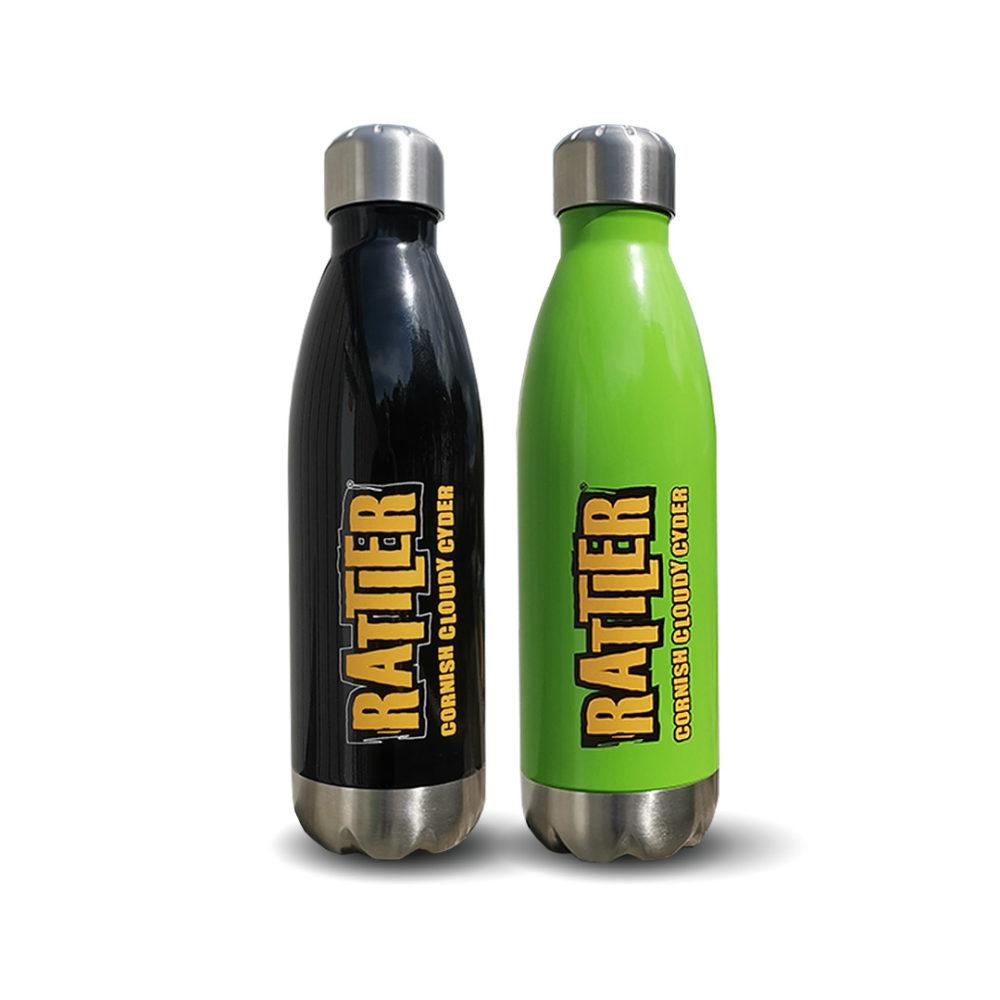 Rattler Steel Drinks Bottles
