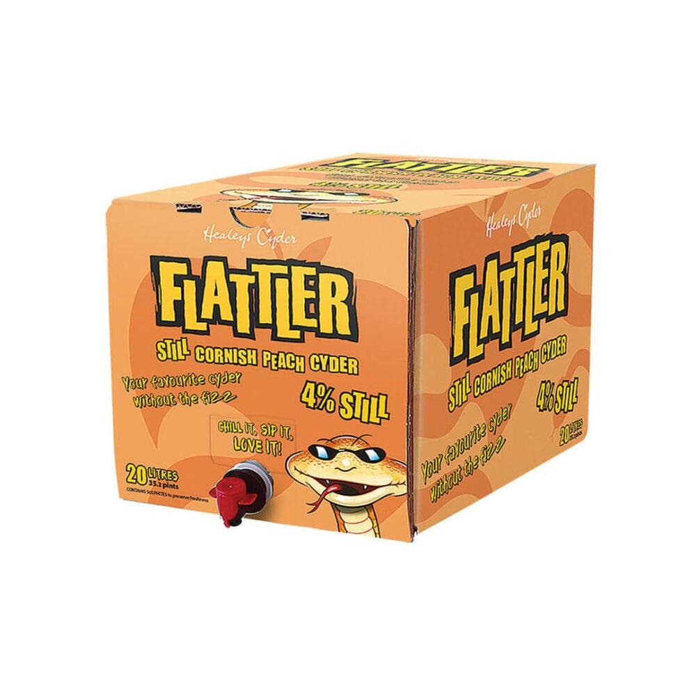 Flattler Peach 4%