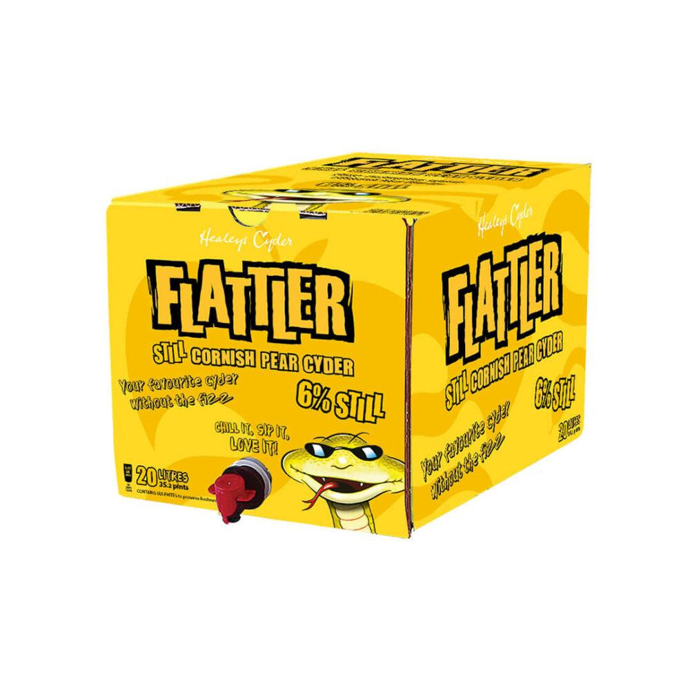 Flattler Pear 6%