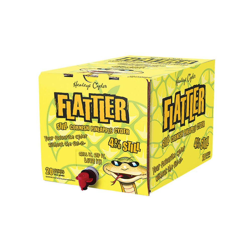 Flattler Pineapple 4%