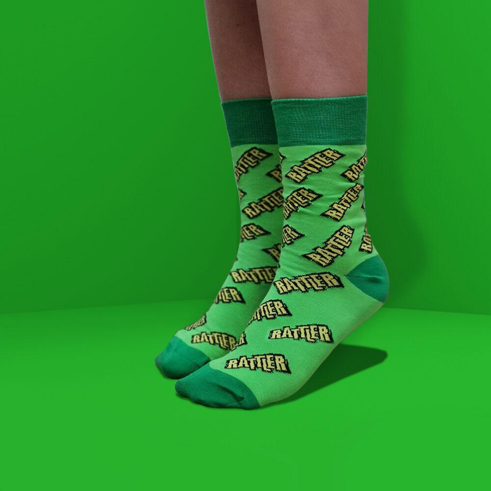 Rattler Socks