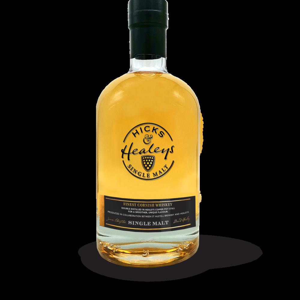 Cornish Single Malt Whiskey
