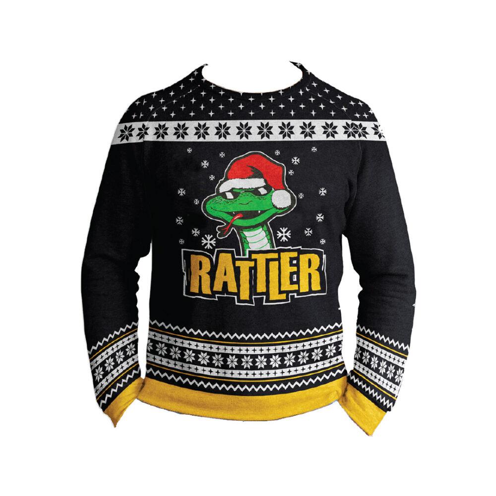 2021 Rattler Christmas Jumper